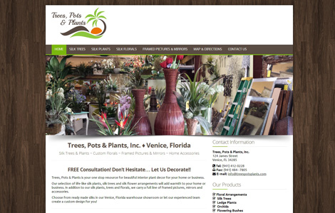 Trees, Pots & Plants, Inc.